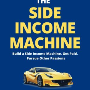 the side income machine - content kit